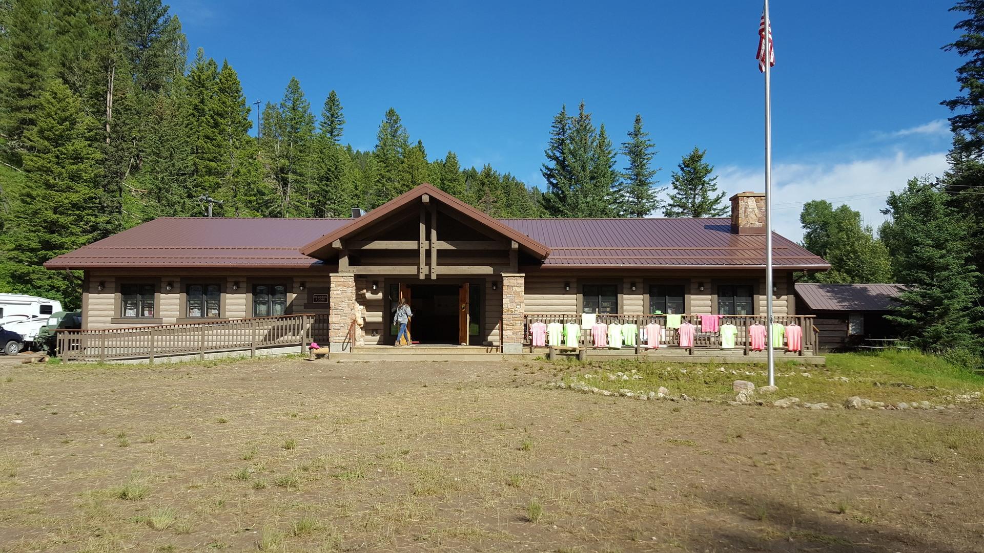 1 - Davidson Lodge