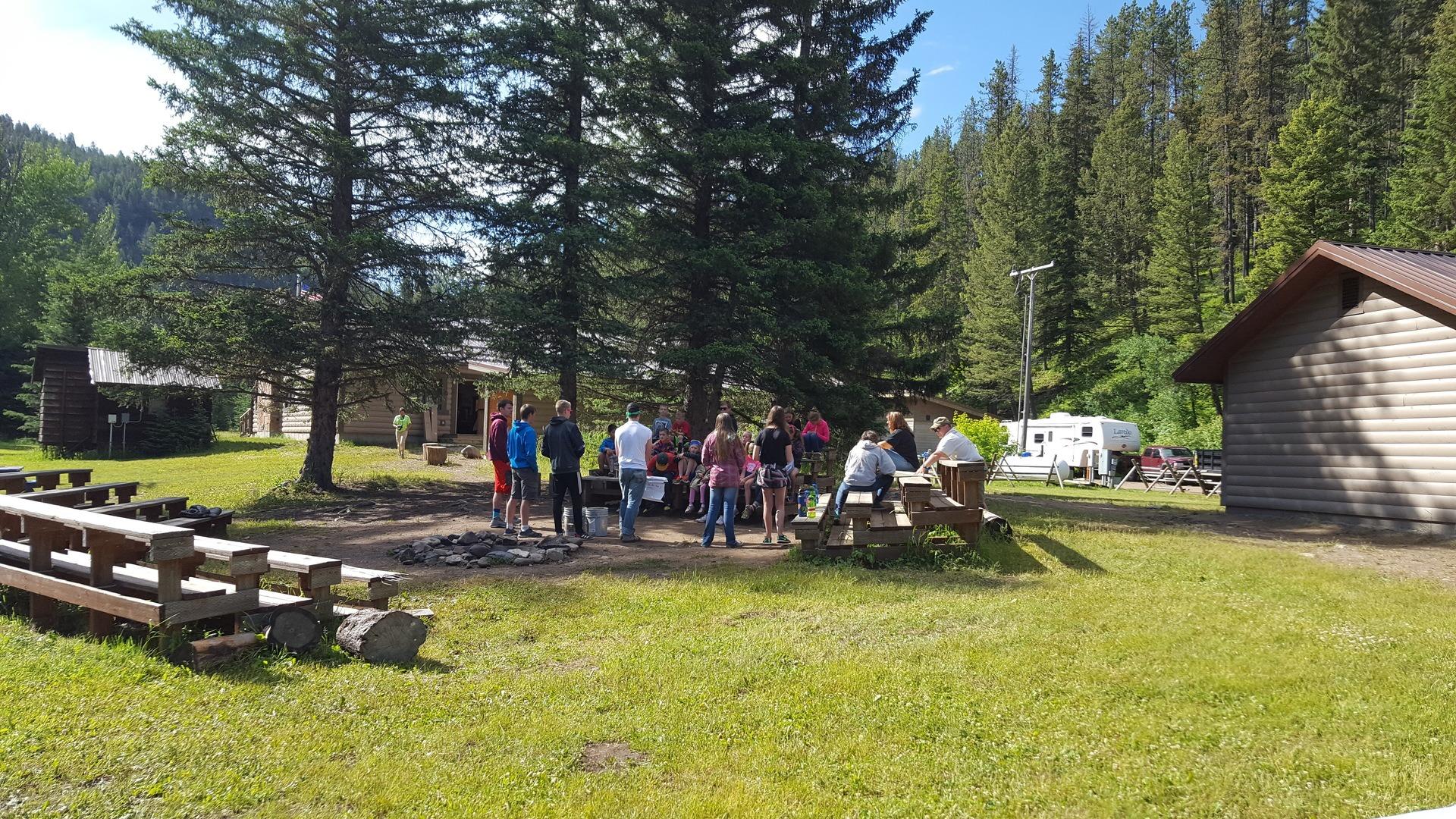20 - Morning Camp Briefing